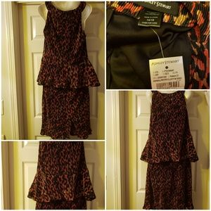 NWT PLUS SIZE ASHLEY STEWART SKIRT OUTFIT
